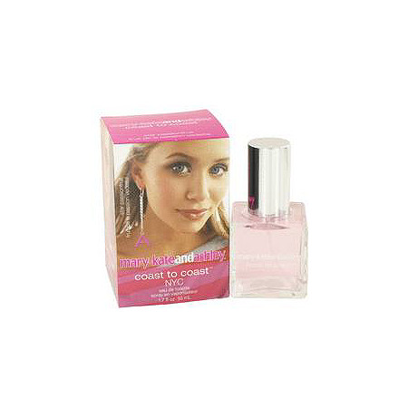 Coast To Coast NYC by Mary-Kate and Ashley for Women Eau De Toilette Spray 1.7 oz