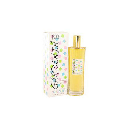 Tuvache Gardenia 1933 by Irma Shorell for Women Eau De Parfum Spray 3.3 oz
