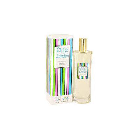 Tuvache Oh! De London by Irma Shorell for Women Eau De Parfum Spray 3.3 oz