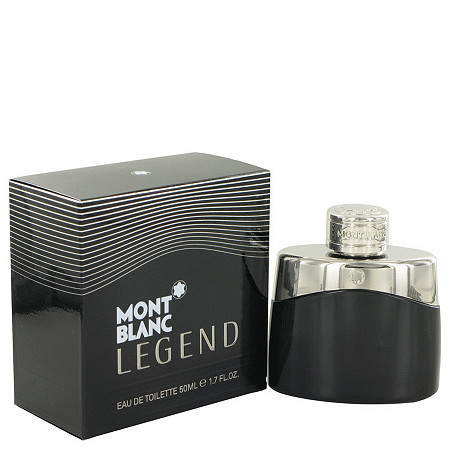 MontBlanc Legend by Mont Blanc for Men Eau De Toilette Spray 1.7 oz
