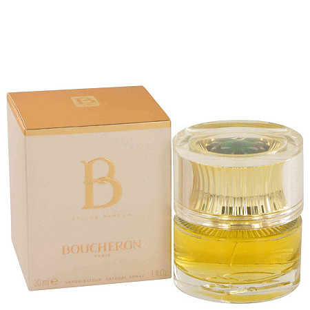 B De Boucheron by Boucheron for Women Eau De Parfum Spray 1 oz