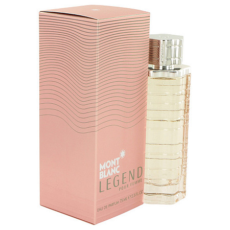 MontBlanc Legend by Mont Blanc for Women Eau De Parfum Spray 2.5 oz