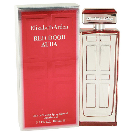 Red Door Aura by Elizabeth Arden for Women Eau De Toilette Spray 3.4 oz