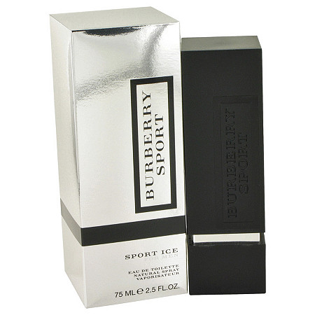 Burberry Sport Ice by Burberry for Men Eau De Toilette Spray 2.5 oz