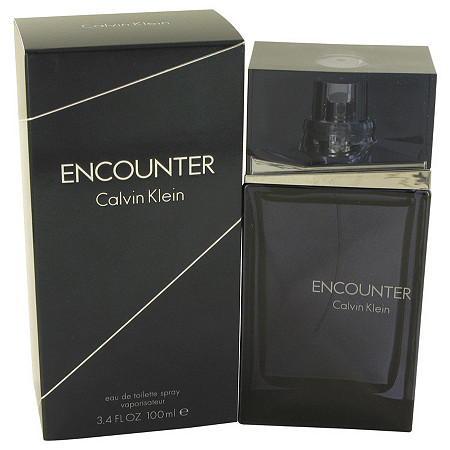 Encounter by Calvin Klein for Men Eau De Toilette Spray 3.4 oz