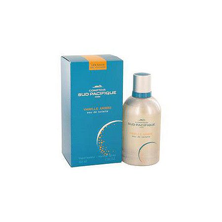 Comptoir Sud Pacifique Vanille Ambre by Comptoir Sud Pacifique for Women Eau De Toilette Spray 3.3 oz
