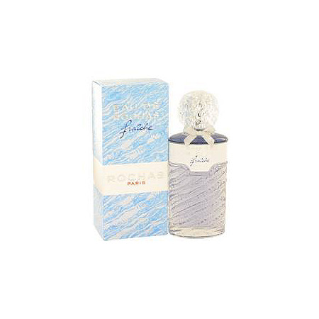 Eau De Rochas Fraiche by Rochas for Men Eau De Toilette Spray 3.4 oz
