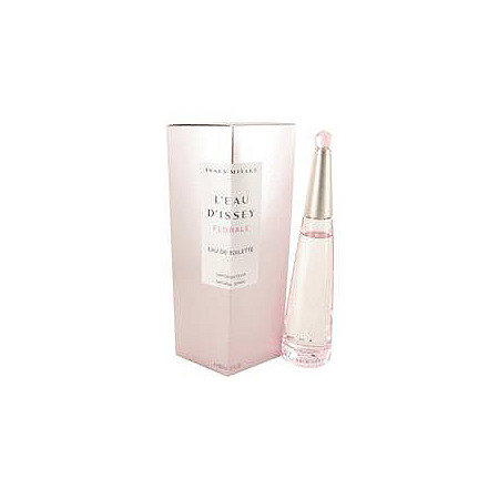 L'eau D'issey Florale by Issey Miyake for Women Eau De Toilette Spray 3 oz