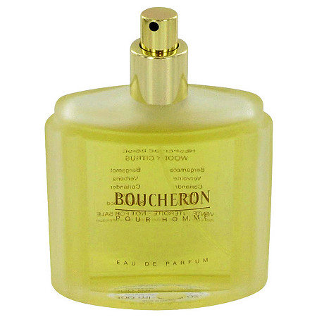 BOUCHERON by Boucheron for Men Eau De Parfum Spray (Tester) 3.4 oz