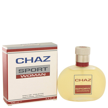 CHAZ SPORT by Jean Philippe for Women Eau De Toilette Spray 3.4 oz