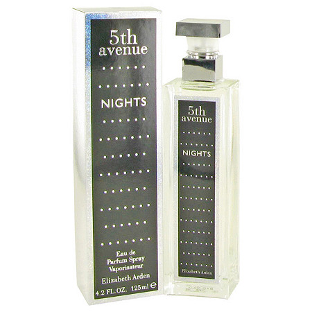 5th Avenue Nights by Elizabeth Arden for Women Eau De Parfum Spray 4.2 oz