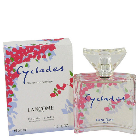 Cyclades by Lancome for Women Eau De Toilette Spray 1.7 oz