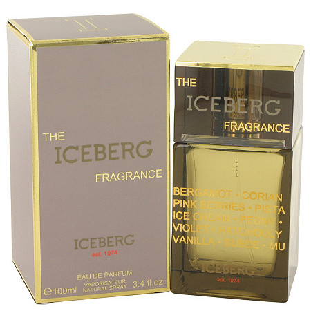 The Iceberg Fragrance by Iceberg for Women Eau De Parfum Spray 3.4 oz