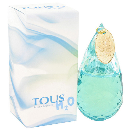 Tous H20 by Tous for Women Eau De Toilette Spray 1.7 oz