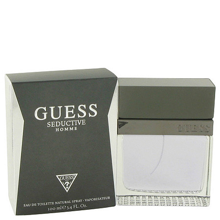 Guess Seductive by Guess for Men Eau De Toilette Spray 3.4 oz