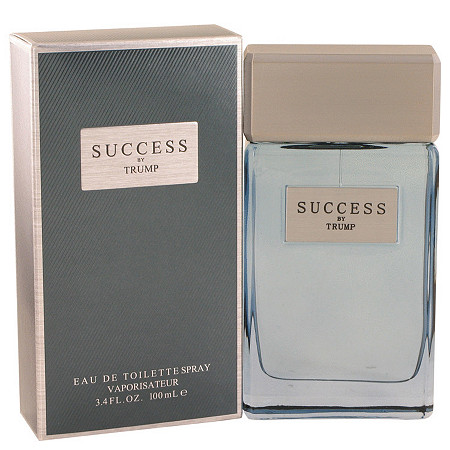 Success by Donald Trump for Men Eau De Toilette Spray 3.4 oz