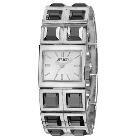 JET SET J43604-612 BEVERLY HILLS LADIES WATCH