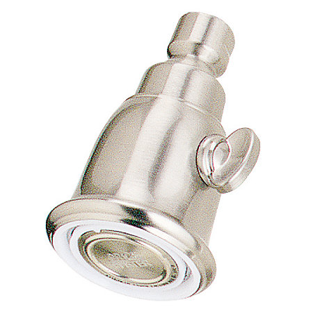 Brushed Nickel Showerheads - 015-060K - 1