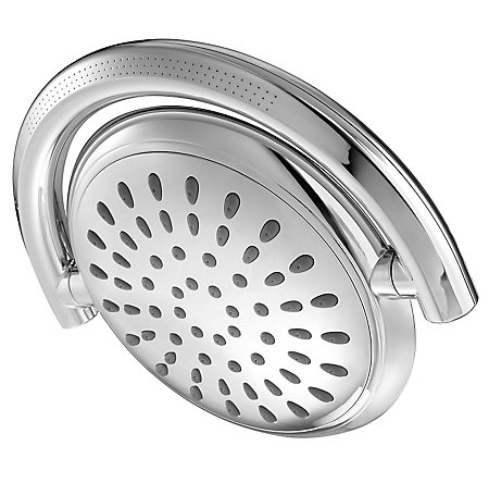 Polished Chrome Pfister 2-Function Bell Showerhead - 015-AFCC - 1