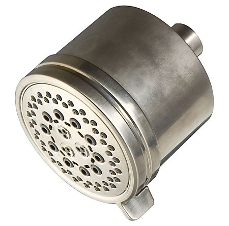 brushed nickel explore showerheads - 015-ex1k - 1