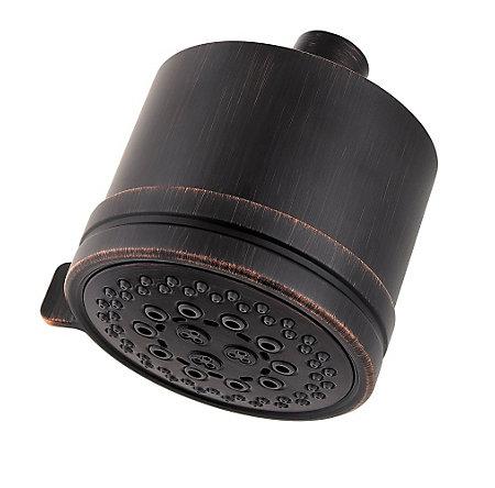 Tuscan Bronze Explore Showerheads - 015-EX1Y - 1