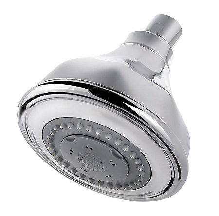 Polished Chrome Sedona Showerheads - 015-LT0C - 1