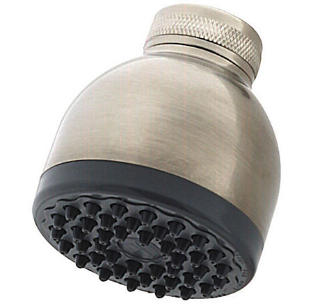 Brushed Nickel Portland Showerheads - 015-PK00 - 1