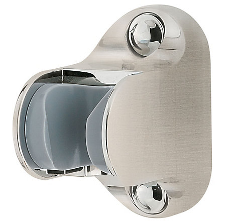 brushed nickel mounting accessories - 016-150k - 1