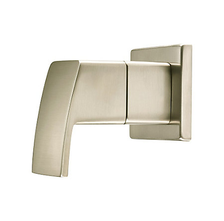 Brushed Nickel Kenzo Diverter Trim - 016-DF0K - 1