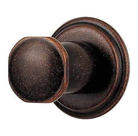 Rustic Bronze Pfister Diverter Trim - 016-DT1U - 1