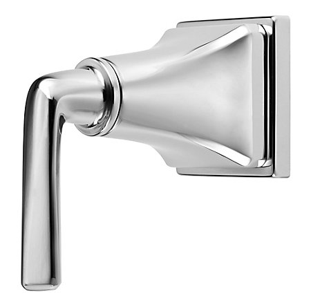 Polished Chrome Park Avenue Diverter Trim - 016-FE0C - 1