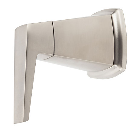 Brushed Nickel Arkitek Diverter Trim - 016-LPMK - 1