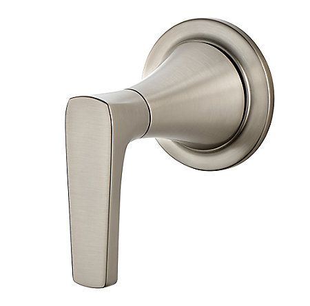 Brushed Nickel Kelen Diverter Handle - 016-MF1K - 1