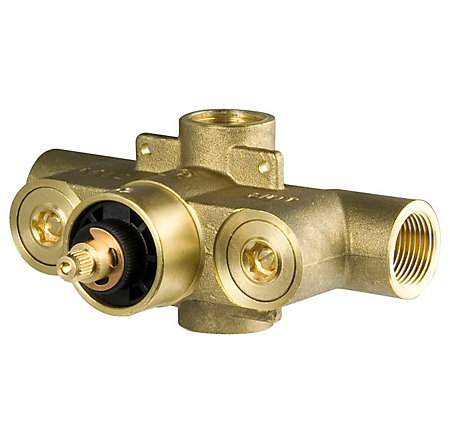 "Unfinished 3/4"" Thermostatic Valves - 0T8-410A - 2"