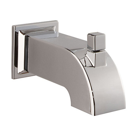 Polished Chrome Tub Spout - 920-102A - 1