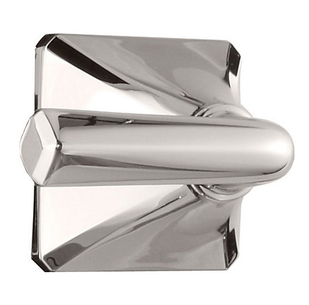 Polished Nickel Park Avenue Tub and Shower Handle - 940-164D - 1