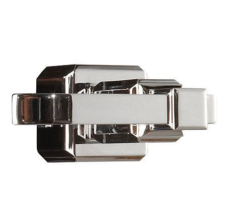 Polished Chrome Carnegie Tub and Shower Handle - 940-165A - 1