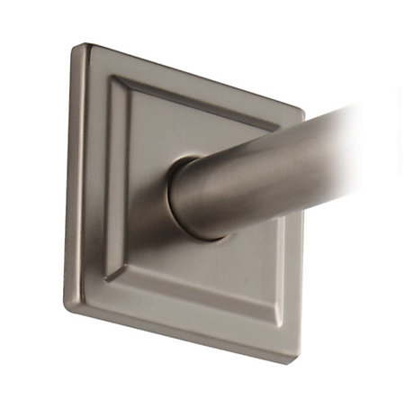 Brushed Nickel Shower Flange - 960-212J - 1