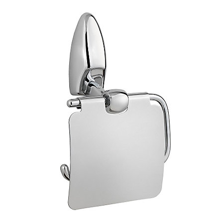 Polished Chrome Arles Tissue Holder - BPH-AB0C - 1