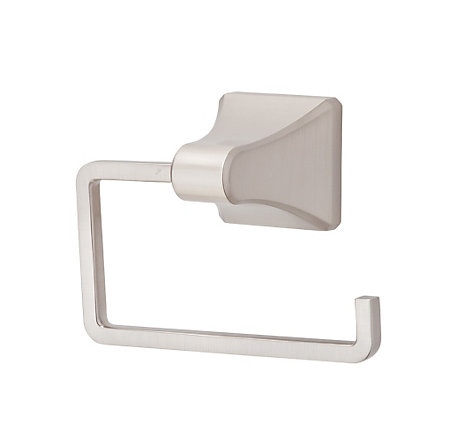Brushed Nickel Park Avenue Tissue Holder - BPH-FE1K - 1