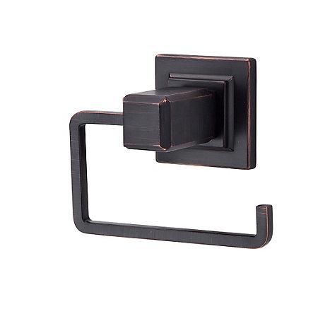 tuscan bronze carnegie tissue holder - bph-we1y - 1