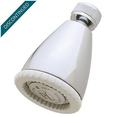 polished chrome showerheads - 015-a100 - 1