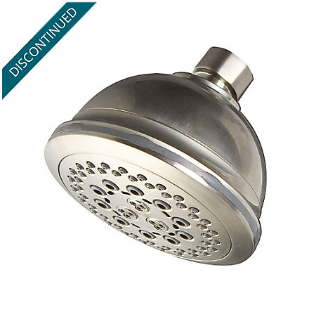 Brushed Nickel Dream Showerheads - 015-DR1K - 2