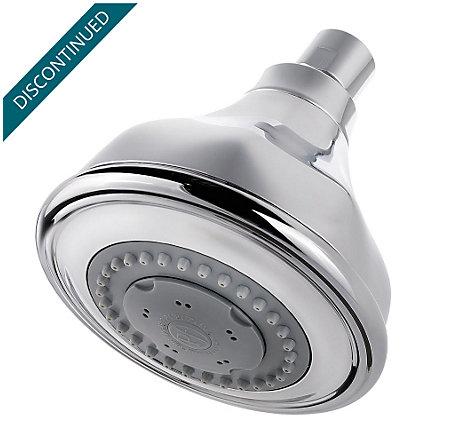 Polished Chrome Sedona Showerheads - 015-LT0C - 1