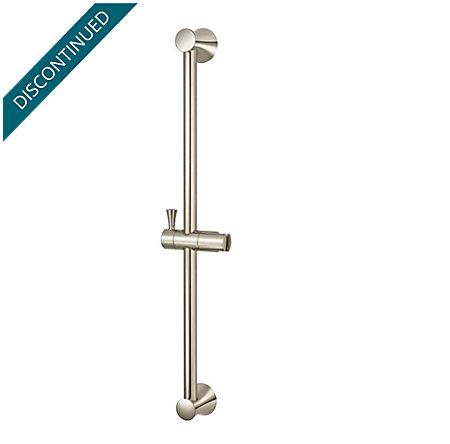 Polished Nickel Iyla Slide bar only - 016-16TD - 1