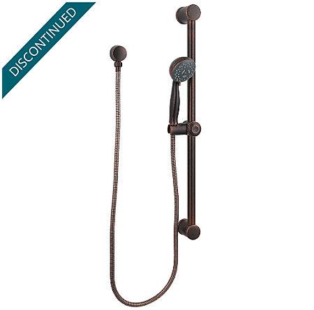 Rustic Bronze Pfirst Series Handheld Showers - 016-300U - 1