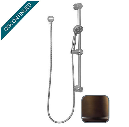 Velvet Aged Bronze Tub & Shower Handheld Showers - 016-300V - 1
