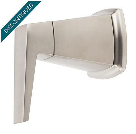 Brushed Nickel Arkitek Diverter Trim - 016-LPMK - 1