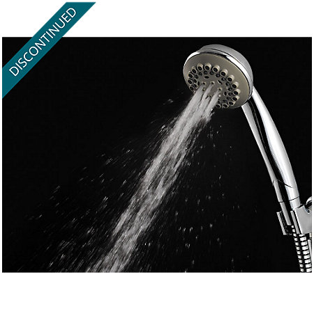 polished chrome handheld showers - 016-rf1c - 4