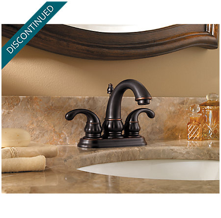 Tuscan Bronze Treviso Centerset Bath Faucet - 048-DY00 - 2